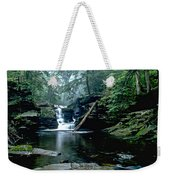 Ricketts Glen Falls 016 Weekender Tote Bag