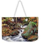 Ricketts Glen Falls Weekender Tote Bag