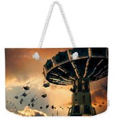 Ride The Clouds Weekender Tote Bag