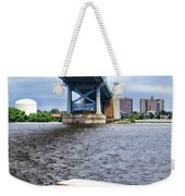 Ride The Ducks Weekender Tote Bag
