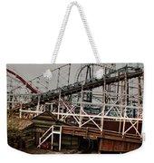 Ride The Roller Coaster Weekender Tote Bag