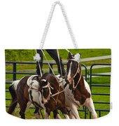 Ride Them Cowboy Weekender Tote Bag