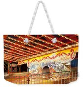 Rides At The Evergreen State Fair Weekender Tote Bag
