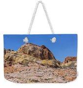 Ridge Of Stone Weekender Tote Bag