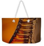 Ridges Weekender Tote Bag by Omaste Witkowski