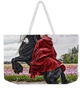 Riding High Weekender Tote Bag