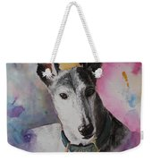 Riding The Rainbow Weekender Tote Bag