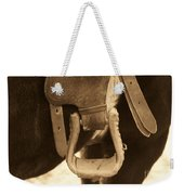 Riding The Range Weekender Tote Bag