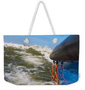 Riding The Storm. Weekender Tote Bag