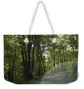 Riding The Woods Of Alabama Weekender Tote Bag