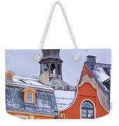 Riga Old Town Weekender Tote Bag