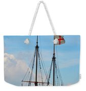 Rigging And Flags Weekender Tote Bag