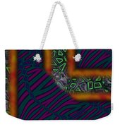 Right Angles Weekender Tote Bag