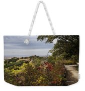 Right To Go Left Weekender Tote Bag