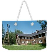 Rika's Roadhouse In Big Delta State Historical Park-ak Weekender Tote Bag