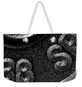 Rim And Primer 38 Special Weekender Tote Bag by Bob Orsillo