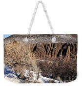 Rim Of The Black Canyon Weekender Tote Bag