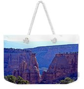 Rim Rock Colorado Weekender Tote Bag