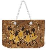 Ring-around-the Rosie Weekender Tote Bag