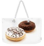 Ring Doughnuts Weekender Tote Bag
