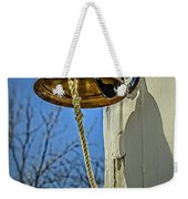 Ring My Bell Weekender Tote Bag