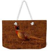 Ring Neck Pheasant  Weekender Tote Bag