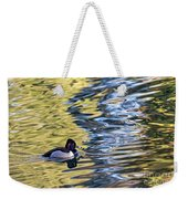 Ring-neck Reflections Weekender Tote Bag