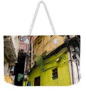Rio De Janeiro Brazil -  Favela Housing Weekender Tote Bag