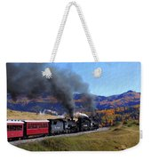 Rio Grande 488 And 489 Weekender Tote Bag