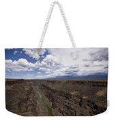 Rio Grande Gorge Weekender Tote Bag