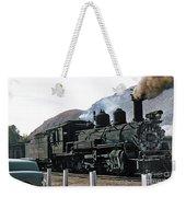 Rio Grande Railway Baldwin Built In 1903 No. 464 Circa 1955 Weekender Tote Bag