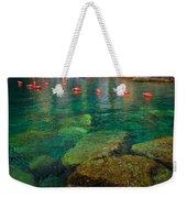 Riomaggiore Bay Weekender Tote Bag