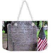 Rip Mary Goose  Weekender Tote Bag