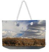 Riparian Zone Snake River Weekender Tote Bag