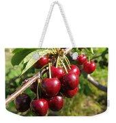 Ripe Cherries Weekender Tote Bag