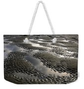 Rippled Sand Weekender Tote Bag