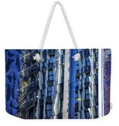 Ripples In Glass Weekender Tote Bag
