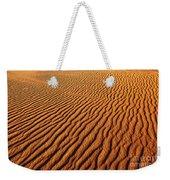 Ripple Patterns In The Sand 1 Weekender Tote Bag