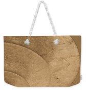 Ripples Of The Ceiling Weekender Tote Bag