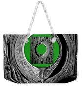 Ripples Of The Green Weekender Tote Bag