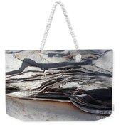Ripples Of Waves Weekender Tote Bag