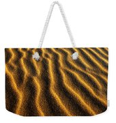 Ripples Oregon Dunes National Recreation Area Weekender Tote Bag