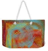 Rippling Colors No 1 Weekender Tote Bag