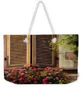Riquewihr Window Weekender Tote Bag
