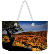 Rise And Look Around You Weekender Tote Bag