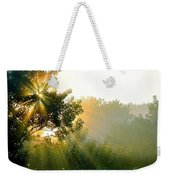 Rise And Shine Weekender Tote Bag by Sue Stefanowicz