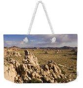 Rise Of Gneis Rock Formations Weekender Tote Bag