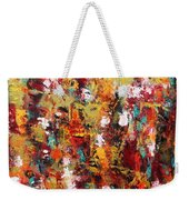 Rise To A New Level Weekender Tote Bag