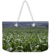 Rise To Meet The Day Weekender Tote Bag