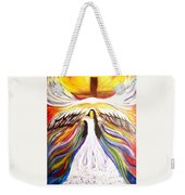Rise Up With Wings As Eagles Weekender Tote Bag